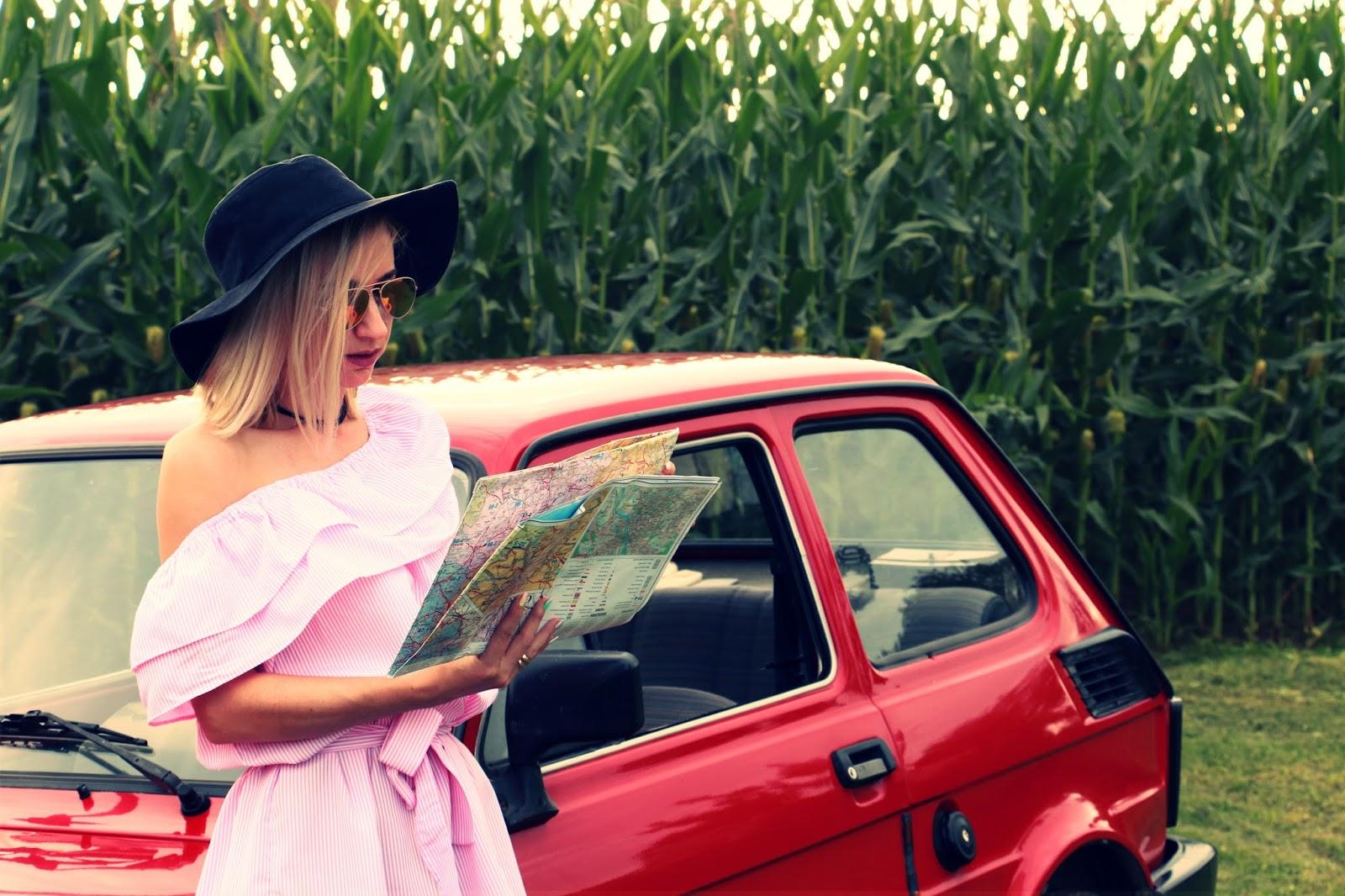 O blondynkach za kierownicą i facetach w tirach/ Fiat 126p
