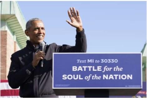 Obama personally criticized Trump