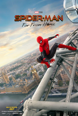 Spider Man Far From Home Movie Poster 26