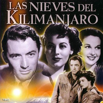 Las nieves del Kilimanjaro - [1952]