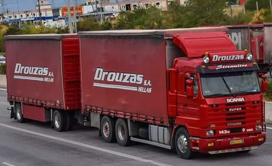 """Αργολίδα: Η εταιρεία """"Δρούζας Μεταφορική""""  ζητάει οδηγούς"""