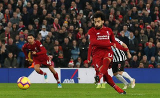 Liverpool vs Newcastle United 4-0 Video Gol Highlights