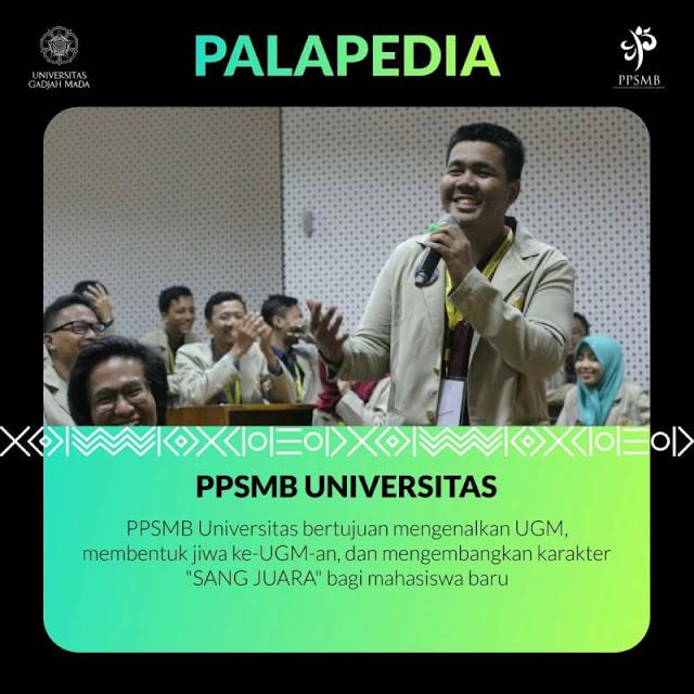 PPSMB Universitas