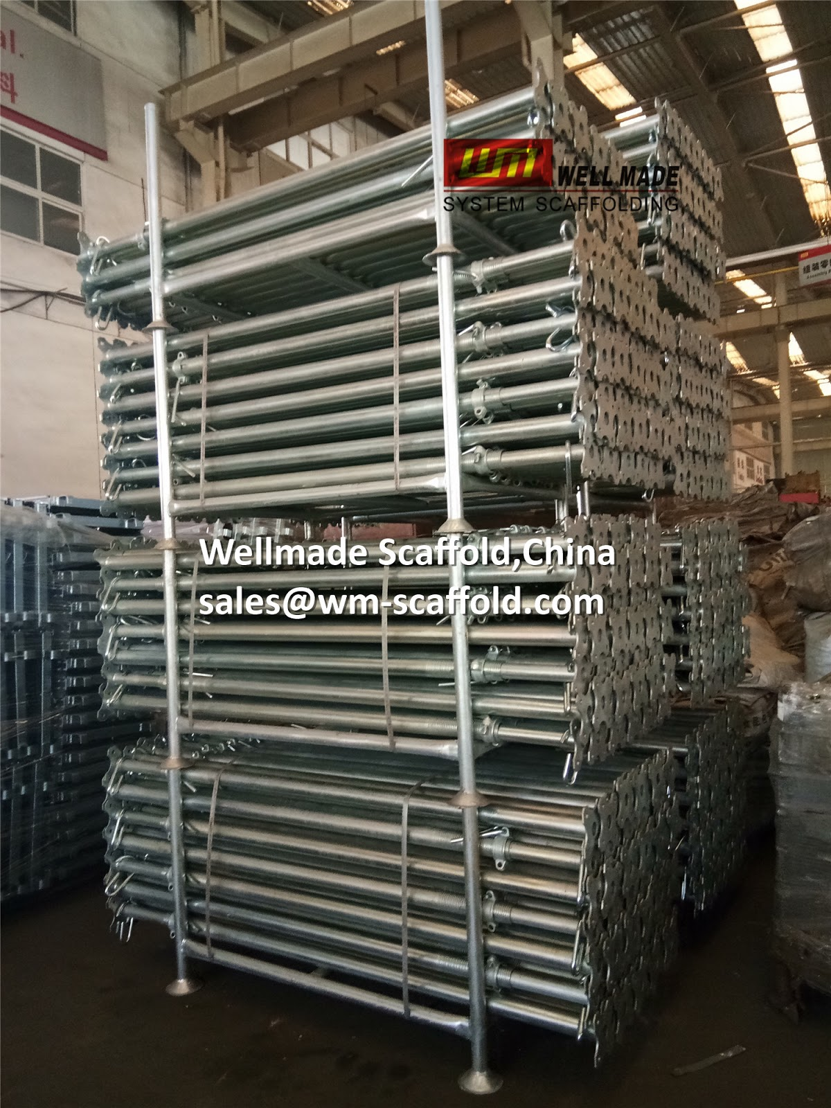 Slab Formwork Scaffold Pole-Adjustable Scaffolding Props