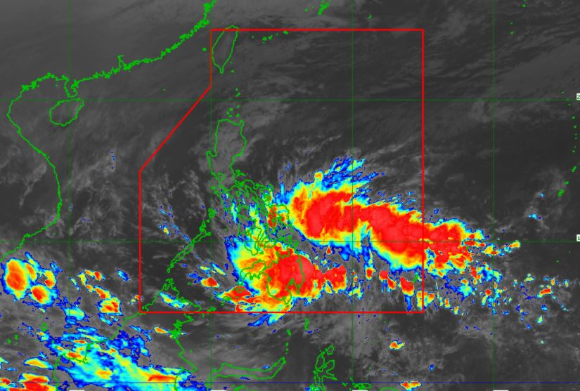 'Bagyong Vicky' PAGASA weather update December 18, 2020