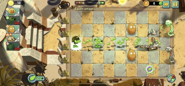 تحميل لعبة Plant vs Zombies 2