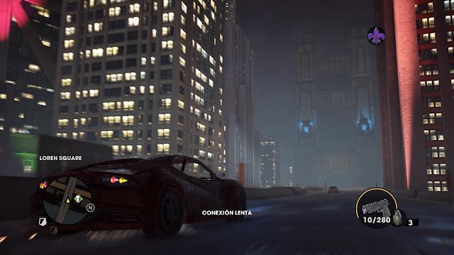 Analisis de Saints Row: The Third Remastered para Playstation 4