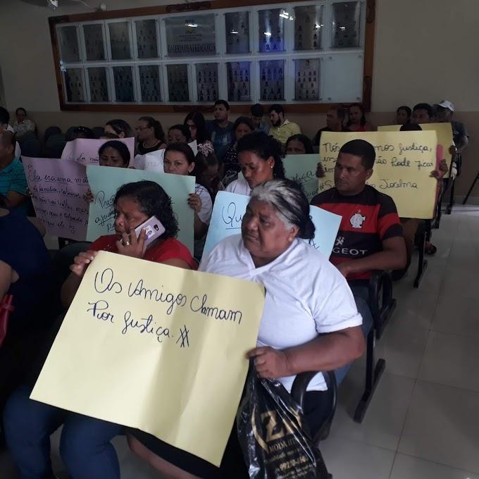 Familiares pedem ajuda na Câmara de vereadores de  Itaituba, para  o caso que vitimou duas pessoas no trânsito  Itaitubense.