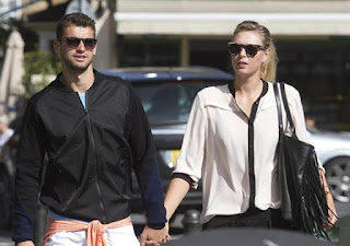 Grigor Dimitrov Ex Girlfriend Maria Sharapova