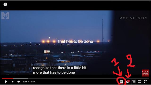 طريقة ترجمة أي فيديو بسهولة وبدون برامج للاندرويد والايفون لأي لغة