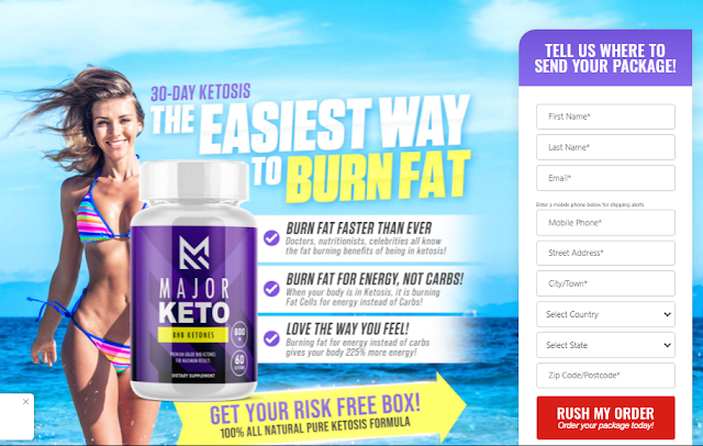 Major Keto Canada, Uses, Work, Results, Price & BUY Now? - PromoSimple  Giveaways Directory