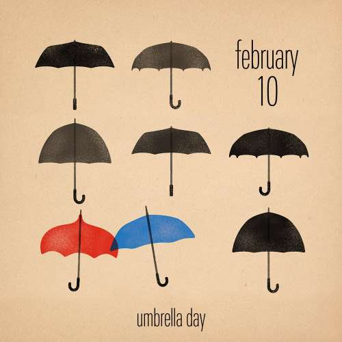 National Umbrella Day Wishes Images download