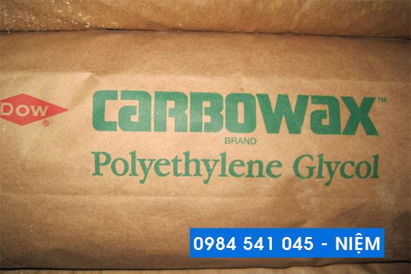 Dung môi công nghiệp Polyethylene Glycol - PEG400 - PEG600 - PEG4000