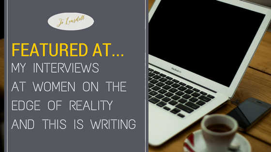 #AuthorInterviews: Talking about KOSMOS, Writing, & More with @This_Is_Writing & @lindaph