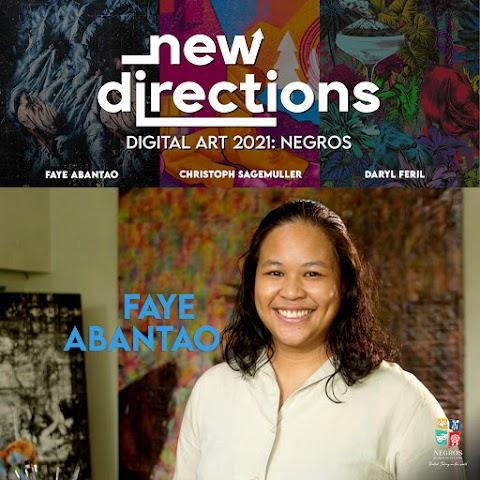 New Directions : Faye Abantao