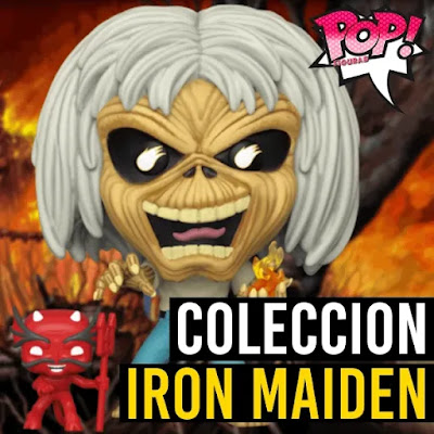 Lista de figuras Funko POP Iron Maiden