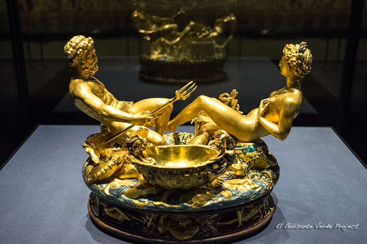 Salero - Kunsthistorisches Museum, Viena por El Guisante Verde Project