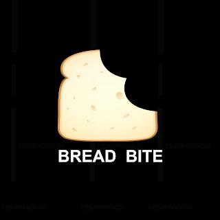 Bread illustration negative spaces