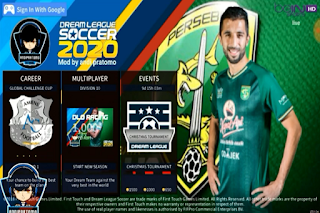 Download DLS 2020 VIP Mod Persebaya UpdateTransfer 2020