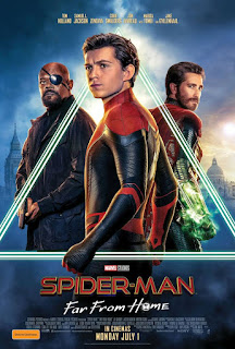 Spider Man: Far From Home 2019 Dual Audio ORG 1080p Bluray