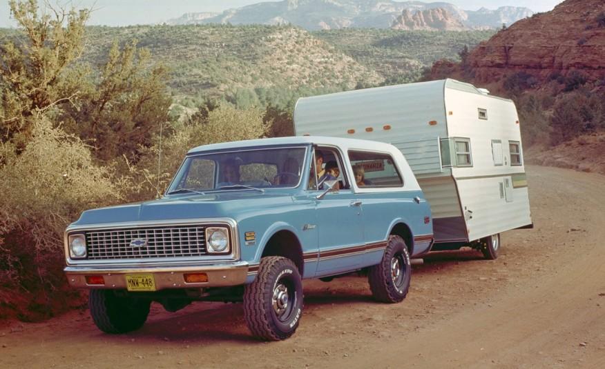 1969–1991 Chevrolet Blazer