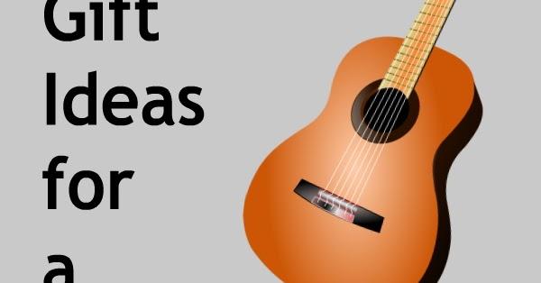 a69770472b87 Sandra s Ark  10 Gift Ideas for a Guitar Fanatic - Need Help