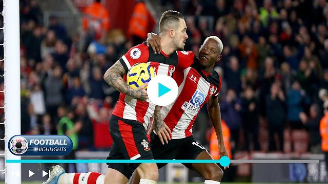 Southampton vs Crystal Palace Highlights