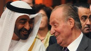 الإمارات، منظمة الشفافية الدولية، خوان كارلوس، دبي، فساد، حربوشة اخبار