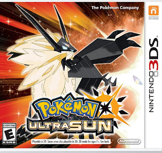 pokemon ultra sun rom CIA