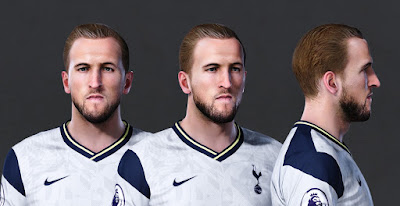 PES 2021 Faces Harry Kane by Owen31