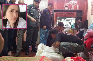 Photos: Groom-to-be murders his fianc?e 5 days before their wedding after she finds out he
