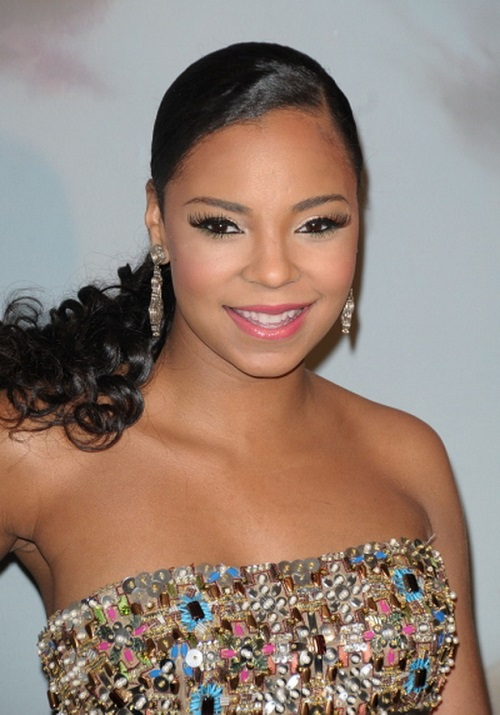 African American Hairstyles Trends and Ideas : Ponytail ...