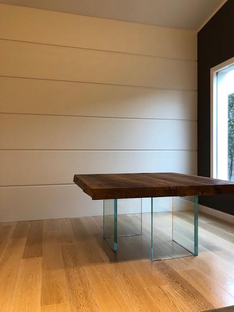 boiseries in legno moderna