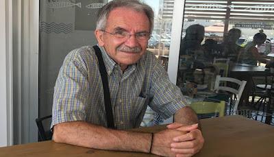 ΓΙΑΝΝΕΝΑ-«Έφυγε» από τη ζωή ο δημοσιογράφος Γιώργος Μπίμπης