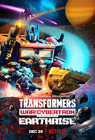 Transformers: War For Cybertron Trilogy Season 2 Dual Audio Hindi 720p HDRip