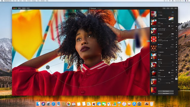 Pixelmator Pro Now Available On The Mac App Store For $59, The Best Photoshop Alternative On macOS