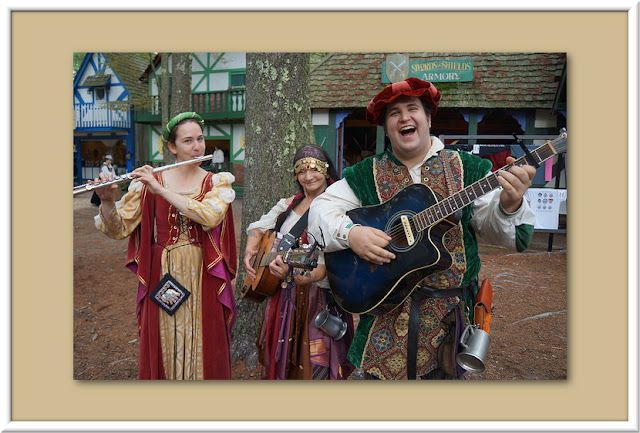 King Richard's Faire Musicians - Carver, Massachusetts