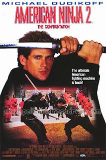Ninja Americano 2 (1987) [Latino-Ingles] [Hazroah]