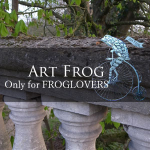 Art Frog  only fro froglovers