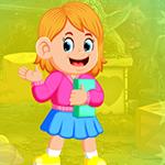G4K Little School Girl Es…