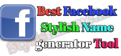 Facebook Stylish Name Generator