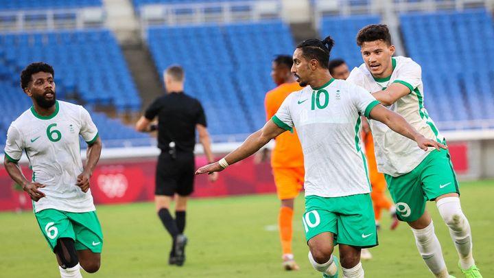موعد مباراة السعوديه والبرازيل في اولمبياد طوكيو