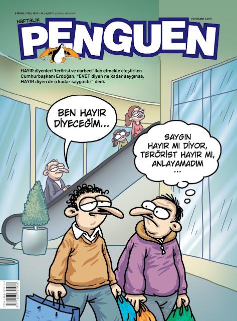 Cumhurbaşkanı Erdoğan: EVET diyen ne kadar saygınsa, HAYIR diyen de o kadar saygındır.