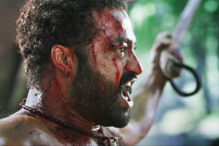 राजामौली की 'आरआरआर' में जूनियर एनटीआर के किरदार 'कोमाराम भीम' का पता चला