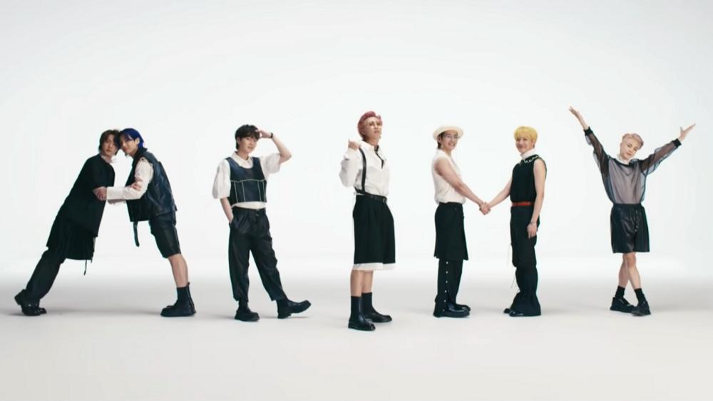 MV 'Butter' Reaches 100 Million Views In Short Time, BTS Again Print Records