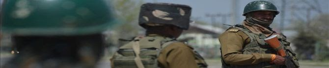 Three Terrorists Gunned Down By Security Forces In J&K's Shopian