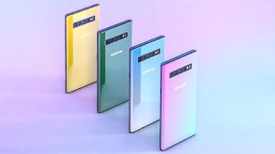 Samsung Galaxy Note 10 Phone