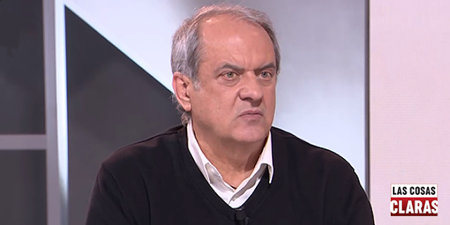 Javier Aroca. «Las Cosas Claras»