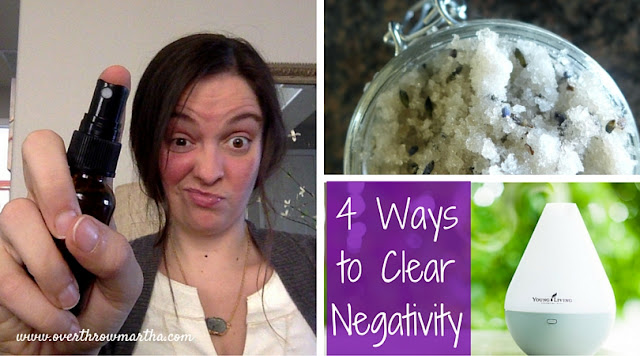 4 ways to reduce negativity naturally #essentialoils