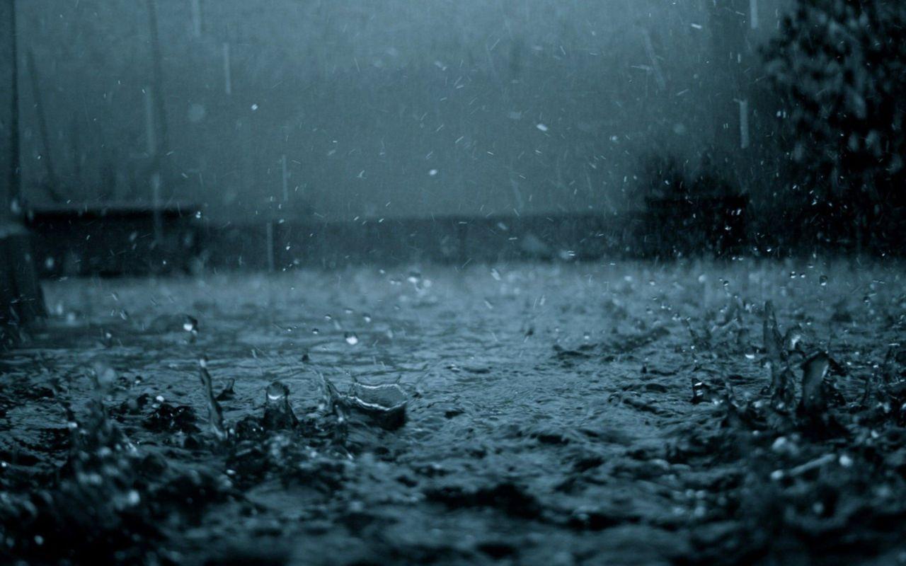 Mẹo nhỏ rùng rợn: Cầu mưa